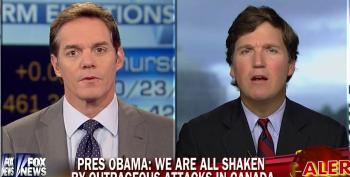 Tucker Carlson Calls Liberals America-Hating Islamic Terrorist Appeasers