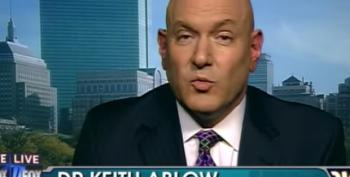 Fox News' Ablow Launches Demented Racist Rant