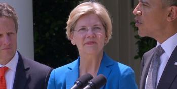 Did Elizabeth Warren Really Just Open The Door To A 2016 Run?