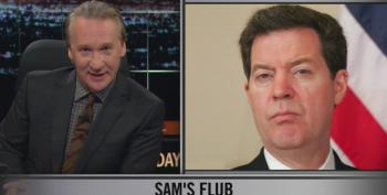 Bill Maher Tears Into Chuck Todd For Aiding And Abetting Sam Brownback