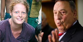 Gov. LePage Puts Kaci Hickox Under Police Guard To Keep Her Locked Up