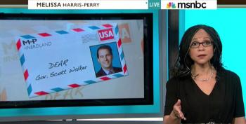 Melissa Harris-Perry Takes Scott Walker To Task For Dishonest Ad On Reproductive Rights
