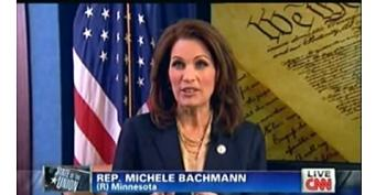 Michele Bachmann Claims ISIS Preparing 'Car Bombings' All Across America