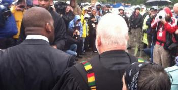 Moral Monday Joins With Ferguson October For Civil Disobedience Action