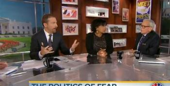 Chuck Todd Calls Out Media For Feeding Into GOP-Led Ebola Fearmongering