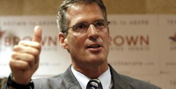 Scott Brown Snuggles Up To Fox News, Dreams Of Romney What-Might-Have-Beens