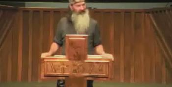Duck Dynasty's Phil Robertson: Biblically Correct Sex Keeps You Safe From STD's