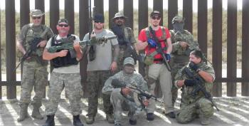 Border Militiamen Detaining Immigrants, Sowing Fear Among Camp's Neighbors