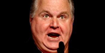 Rush Limbaugh's Desperation Is Showing