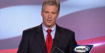 Scott Brown's Carpetbagging Comes Back To Haunt Him During Final Debate