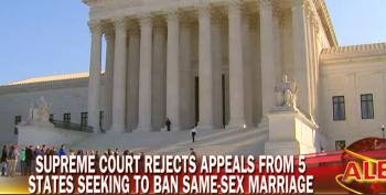 Fox Wants More Judicial Activism On Same-Sex Marriage Cases