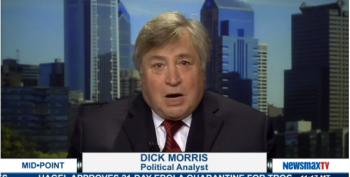 Dick Morris Calls Joni Ernst A 'Smarter Sarah Palin.' Which Isn't Much!
