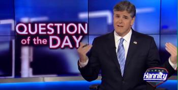 Butthurt Sean Hannity Predicts Colbert's New Late Night Show Is Going To Tank