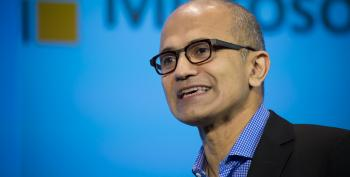 Microsoft CEO To Women: Don't Ask For Raises, Let Karma Take Its Course