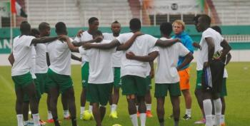 Fans Taunt, Opponents Refuse To Shake Hands With Sierra Leone's Soccer Team