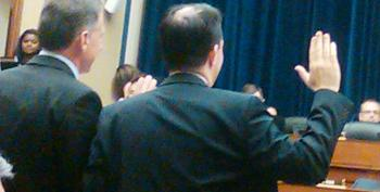 Scott Walker's Bald Spot