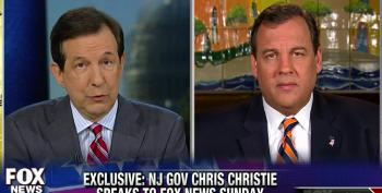 Chris Wallace Slams Christie Over Tax Cuts For The Rich For Hurting NJ's Economy
