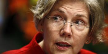 Elizabeth Warren Rejects Thomas Frank's Green Lanternism