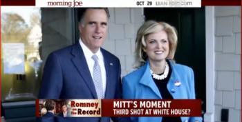 Romney Forgets He Lost The Election, Steals Insult From Fox News