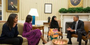 Malala Yousafzai Donates Nobel Money To Rebuilding Gaza Schools