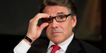 Rick Perry: I'm A Lot More Prepared To Run For President. Plus, Now I Have Glasses!