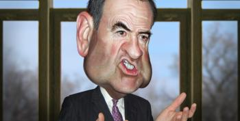 Huckabee Could Win Iowa! Prepare To Rewrite Pro-Republican Master 2016 Narrative!