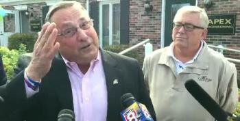 ME-Gov LePage Says 13% Of Ebola Victims Die Without Showing Any Symptoms