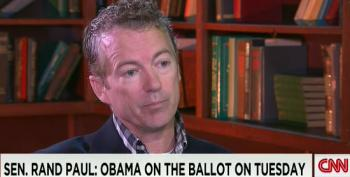 Rand Paul Pretends Obama Is Divisive; Candy Crowley, As Usual, Agrees