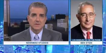 Ben Stein Dons White Hood, Blasts 'Pathetic, Self-Defeating Black Underclass'
