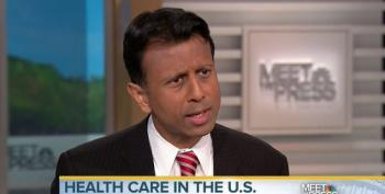 Bobby Jindal's  Sneaky, Smarmy Lie To Chuck Todd About Medicaid Expansion