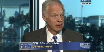 Ron Johnson Won't Self-Finance 2016 Campaign Just Like He Didn't In 2010