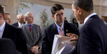 The Return Of Voodoo Economics: Paul Ryan Wants To Hide The Real Cost Of Tax Cuts