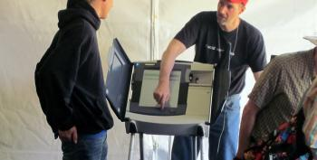 Stealing Election 2014: NC Voting Machines Flipped Votes For Democrats To Republicans