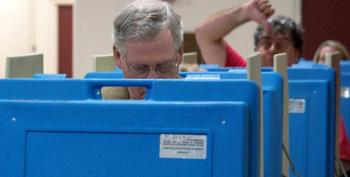 This Election 2014 Photo Deserves The Pulitzer