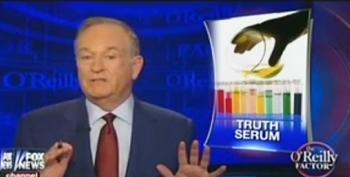 It's Bill O'Reilly's 'War On Christmas' Season Again!