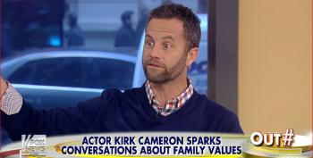 Thank The Lord We Have Kirk Cameron To Make Us Keep Christ In Christmas