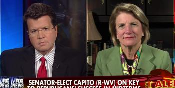 Cavuto Pushes W.V. Senator-Elect On Impeaching President Obama