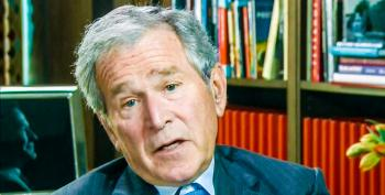 George W. Bush Shrugs Off Family Dynasty: 'You Have To Earn Your Way Into Politics'
