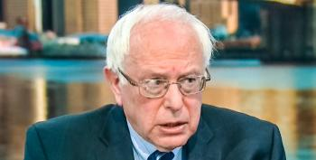 Bernie Sanders: 'We May Have Reached A Tipping Point' Where Only Billionaires Can Choose Presidents