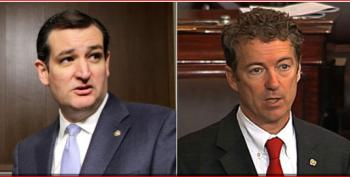 Dominionist Narcissists Paul And Cruz Crave The Spotlight
