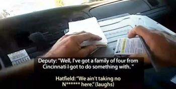 KY Fire Chief Refuses To Help Family: 'We Ain't Taking No N*ggers Here'