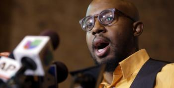 Church Where Michael Brown, Sr. Baptized Was Burned During Protests