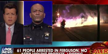 Milwaukee County Sheriff: Obama's Call For Calm In Ferguson Done With 'Wink And A Nod'