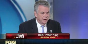 Rep. Peter King:  It Would Be 'Very Helpful' If President Obama Invited Officer Wilson To The White House