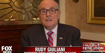 Rudy Giuliani Stands By Comments On Black-On-Black Violence