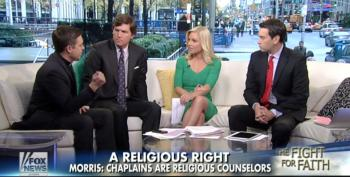 Fox News Says Belief In God Necessary To Provide Comfort And Guidance