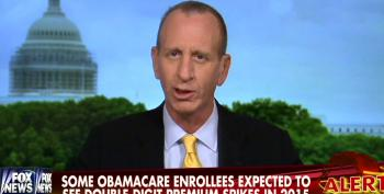 Fox's Gary B. Smith Calls Obamacare A 'Big Shell Game'