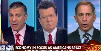 Fox's Gasparino Claims It's The Democrats, Not Republicans Who Have Their Lunatics Running The Show