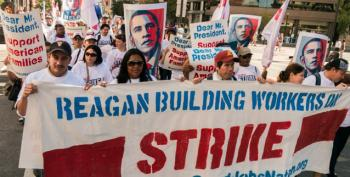 DC Strike Drives Home The Point: More Than The Minimum For Federal Workers