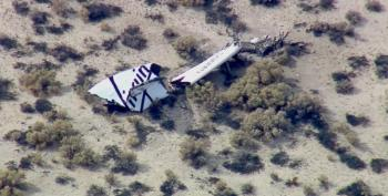 One Dead In Virgin Galactic Spaceship Crash